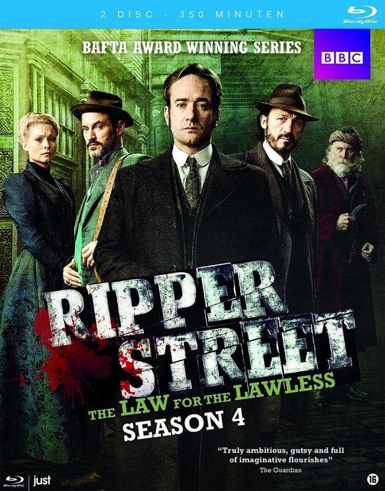 Ripper Street - Seizoen 4 (Blu-ray)