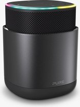 Pure - DiscovR Smart Speaker met Bluetooth, AirPlay 2 en Spotify Connect, Graphite