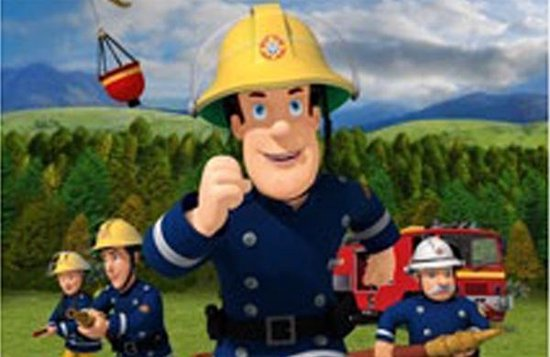 Brandweerman Sam - Schiet Te Hulp - 1 Dvd Amaray