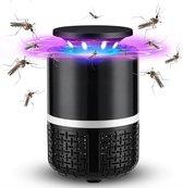 Elektrische UV Muggenlamp - USB - Zwart