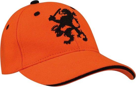 Baseballcap Senior - World Triumph - Oranje