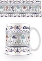 Merchandising STAR WARS - Mug - 300 ml - R2-D2 Xmas