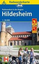 BVA Radwanderkarte Radwandern in der Region Hildesheim, 1:50.000