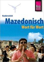 Macedonian Grammar for Germans.