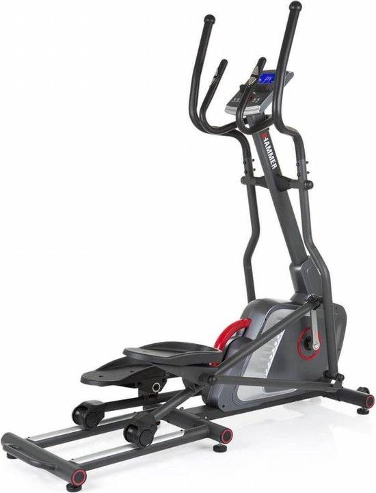 Hammer Speed-Motion BT Crosstrainer - Ergometer - met iConsole