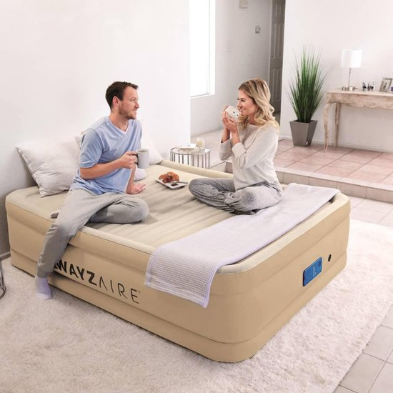 Bestway Luchtbed tweepersoons AlwayzAire Comfort Choice Fortech 69037