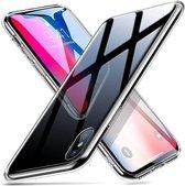ESR iPhone 7 Plus hoes met zwarte glazen achterkant