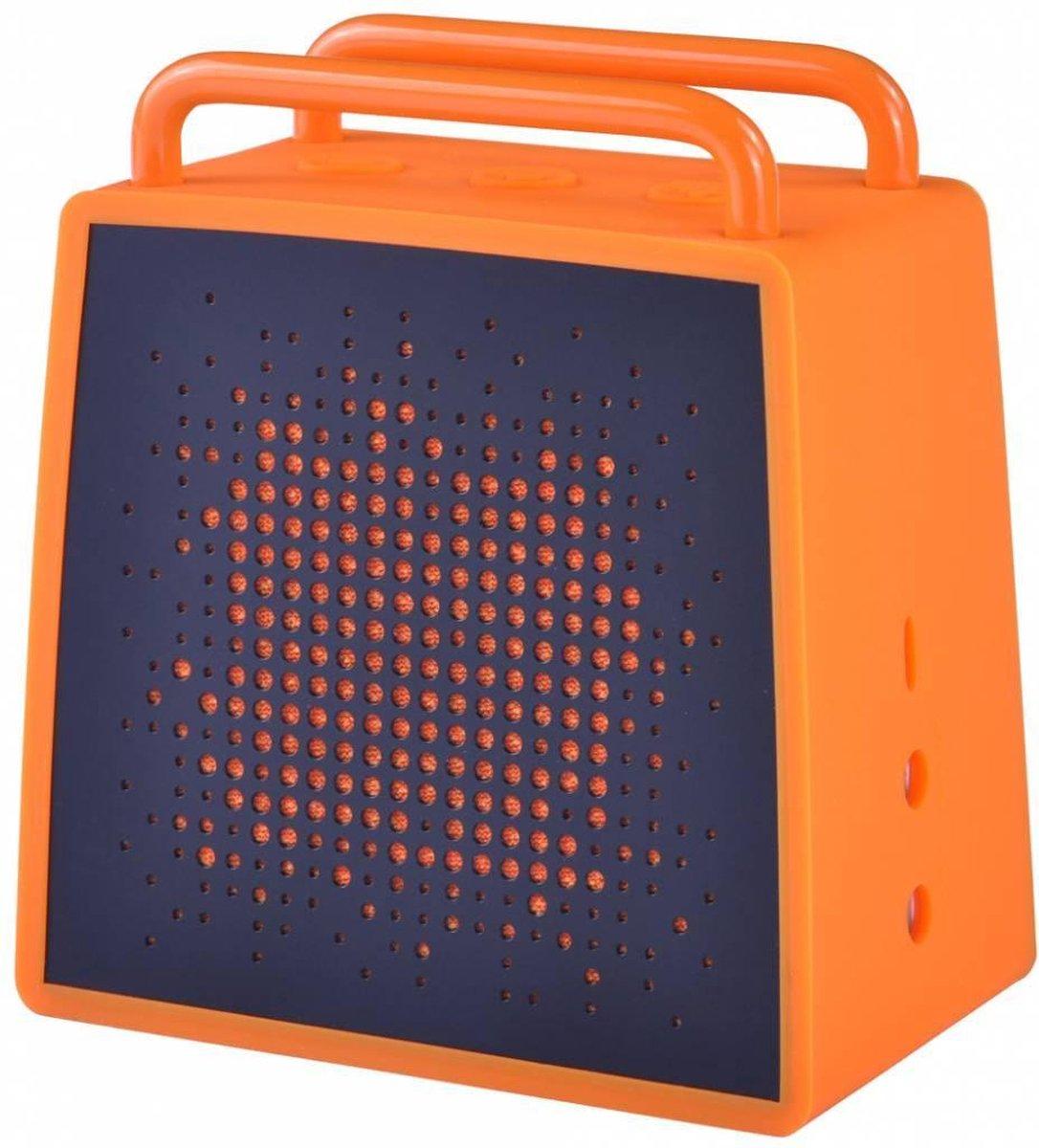 Antec SP-0 Bluetooth Speaker - Waterbestendig - Oranje