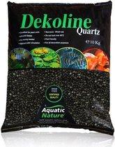 Aquatic Nature kwartsgrind Nero zwart - Inhoud: 10 kilo