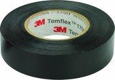3M Temflex 1500 Xe003411438 Isolatietape Temflex 1500 Zwart (L X B) 10 M X 15 Mm 1 Rollen