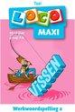 Afbeelding van het spelletje Loco Maxi - Werkwoordspelling - Groep 7/8