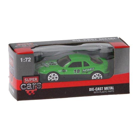Thumbnail van een extra afbeelding van het spel Super Cars 2.6 Inch Die-Cast Auto 12 Assorti