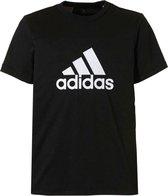 adidas Equipment Jongens Sportshirt - Black/White - Maat 128