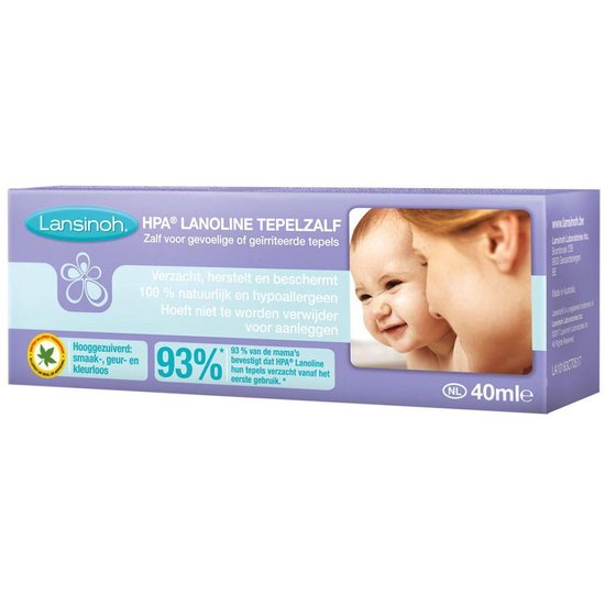 Lansinoh HPA® Lanoline tepelcrème 40 ml 10163