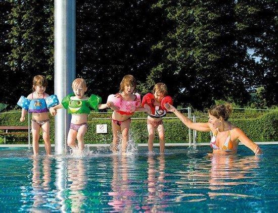 Sevylor Zwemvest - Puddle Jumper Deluxe - Watermeloen Design - 15 - 30 kg