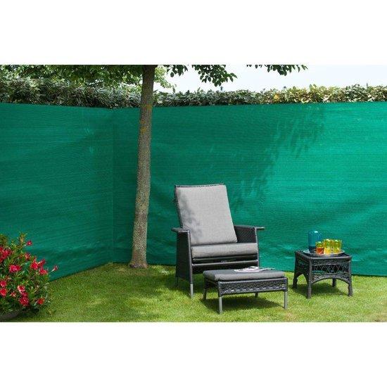 Nature Tuinscherm gaas 1x3 m groen 6050305