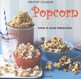 Boek cover Popcorn traktaties van Hannah Miles (Hardcover)