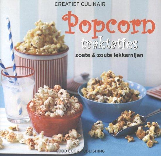 Cover van het boek 'Popcorn traktaties'