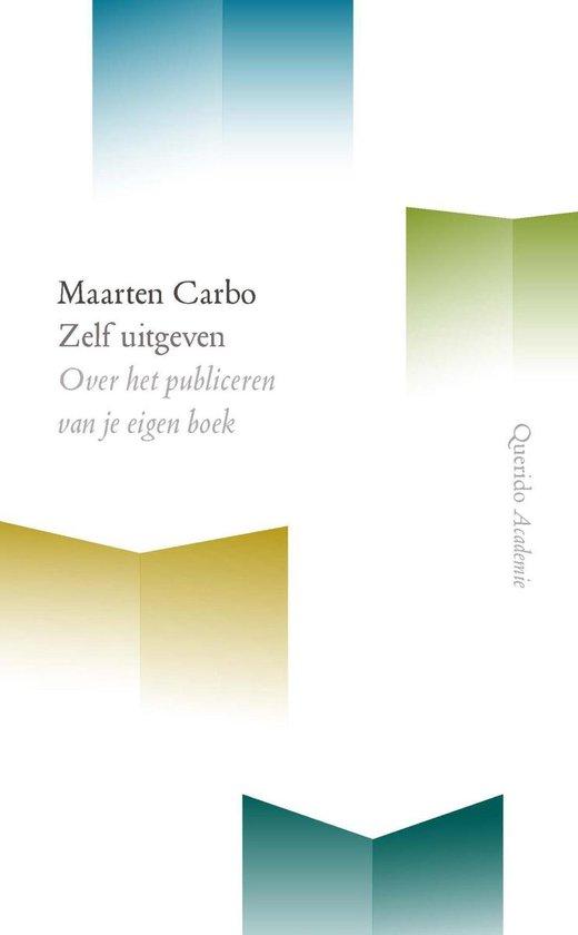Zelf uitgeven - Maarten Carbo |
