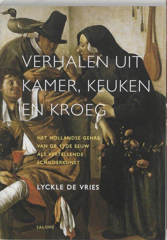 Verhalen uit kamer, keuken en kroeg - Lyckle de Vries |