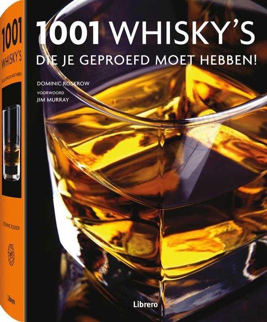 1001 whisky's - Dominic Roskrow |