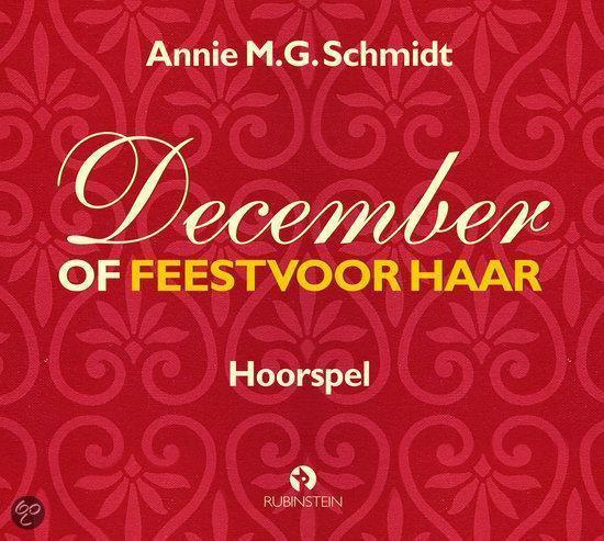 December of Feest voor haar + boekje
