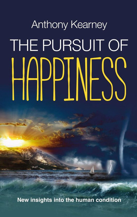 Boek cover The Pursuit of Happiness van Anthony Kearney (Onbekend)