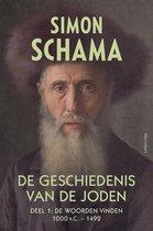 De geschiedenis van de Joden Deel 1: De woorden vinden 1000 v.C. tot 1492