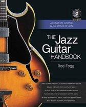 Boek cover The Jazz Guitar Handbook van Rod Fogg (Paperback)