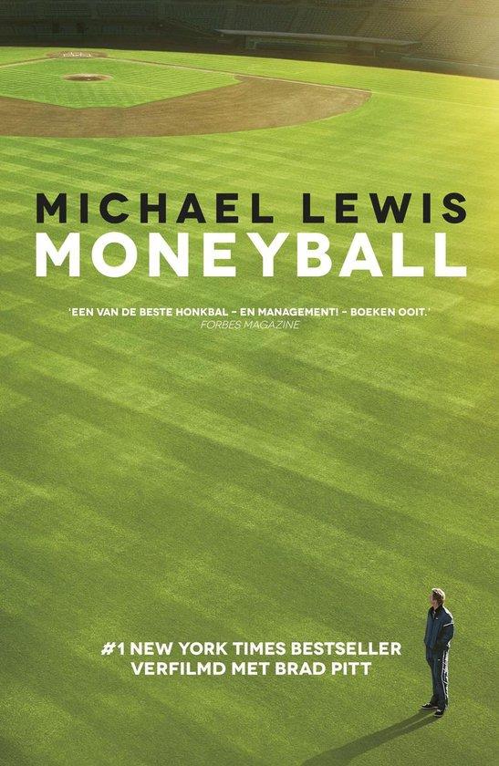Boek cover Moneyball van Michael Lewis (Paperback)