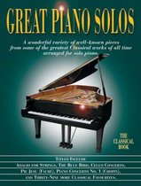 Great Piano Solos - the Classical Book