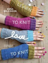 Omslag Learn to Knit, Love to Knit