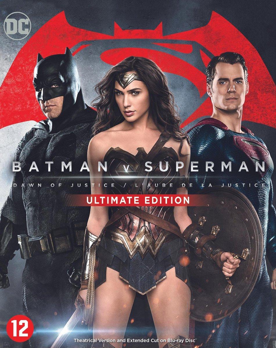 bol.com | Batman V Superman: Dawn Of Justice - Extended (Blu-ray)  (Blu-ray), Bailey Chase