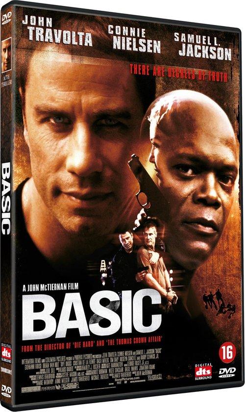 Cover van de film 'Basic'