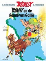 Boek cover Asterix 05. de ronde van gallie van Albert Uderzo (Onbekend)