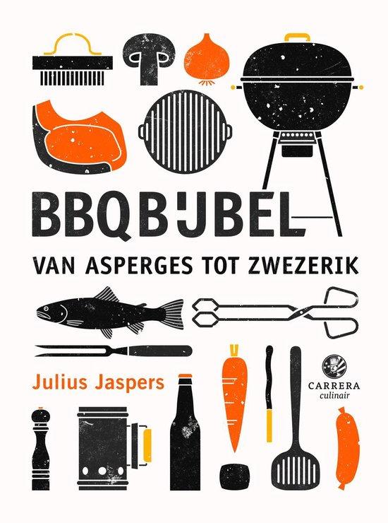 Kookbijbels - BBQBijbel - Julius Jaspers |