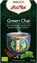 YogiTea Biologische Green Chai