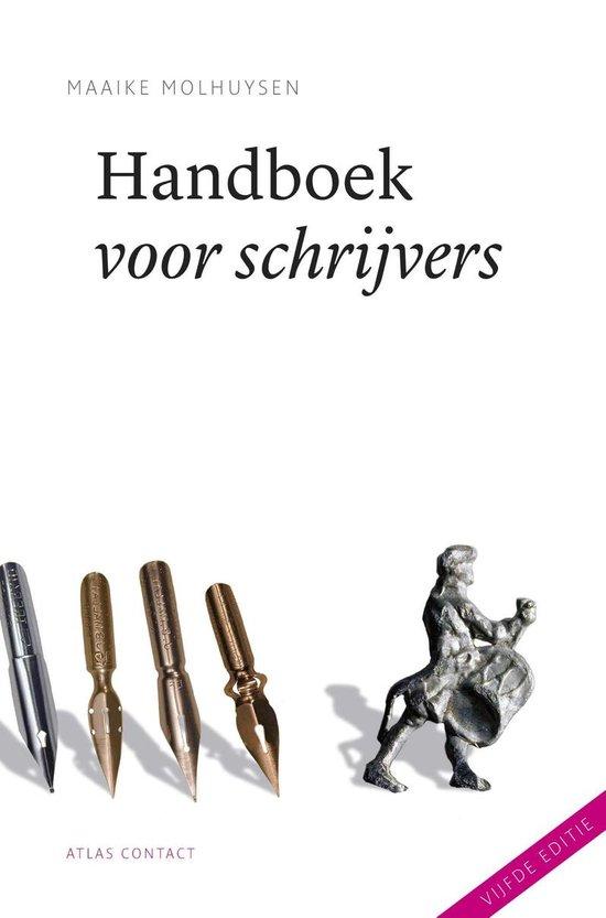 De schrijfbibliotheek - Handboek voor schrijvers - Maaike Molhuysen |