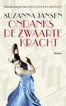 Boek cover Ondanks de zwaartekracht van Suzanna Jansen