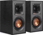 Klipsch R-41M Boekenplank speaker Zwart/Set