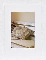 Fotolijst - Henzo - Driftwood - Fotomaat 30x40 - Wit
