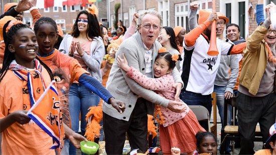 Gek van Oranje - Movie
