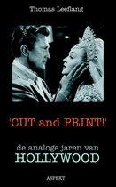 'Cut and print!'