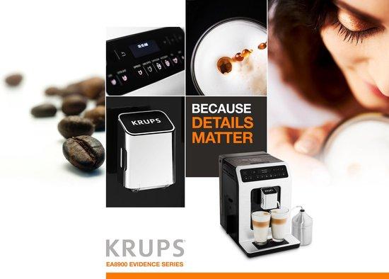 Krups Evidence EA8911 - Espressomachine - Wit