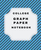 College Graph Paper Notebook