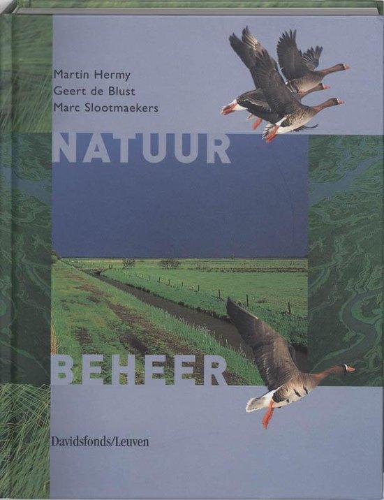 Cover van het boek 'Natuurbeheer'