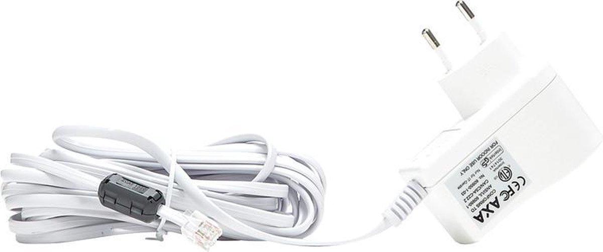 AXA Remote 2.0 Adapter - Wit - 2902-31-98/E