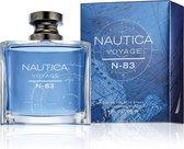 Nautica Voyage N-83 100 ml - Eau de toilette spray - Herenparfum