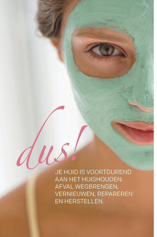 Skin. Een compleet naslagwerk over je huid en huidverzorging - Karen van Ede