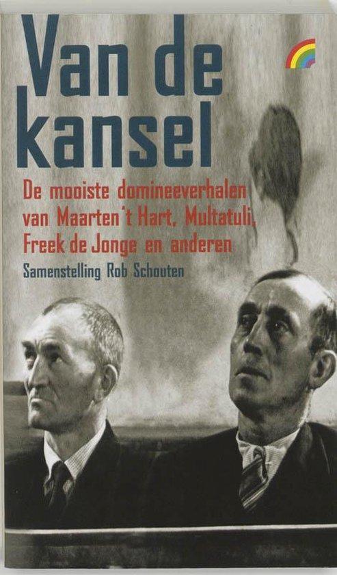 Vanaf de kansel - Maarten 't Hart pdf epub